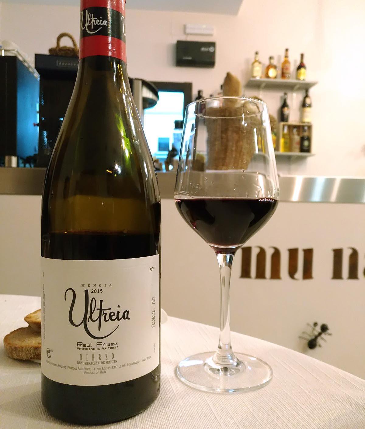 Ultreia Mencia 2015