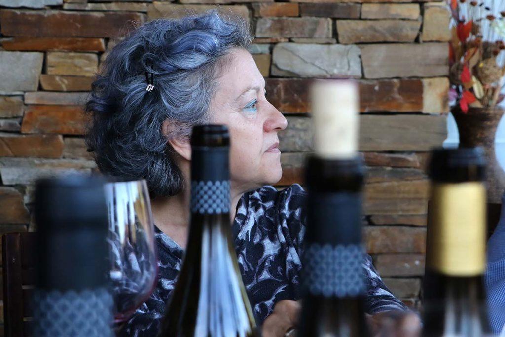María Manuela mujer de Aurelio Feo