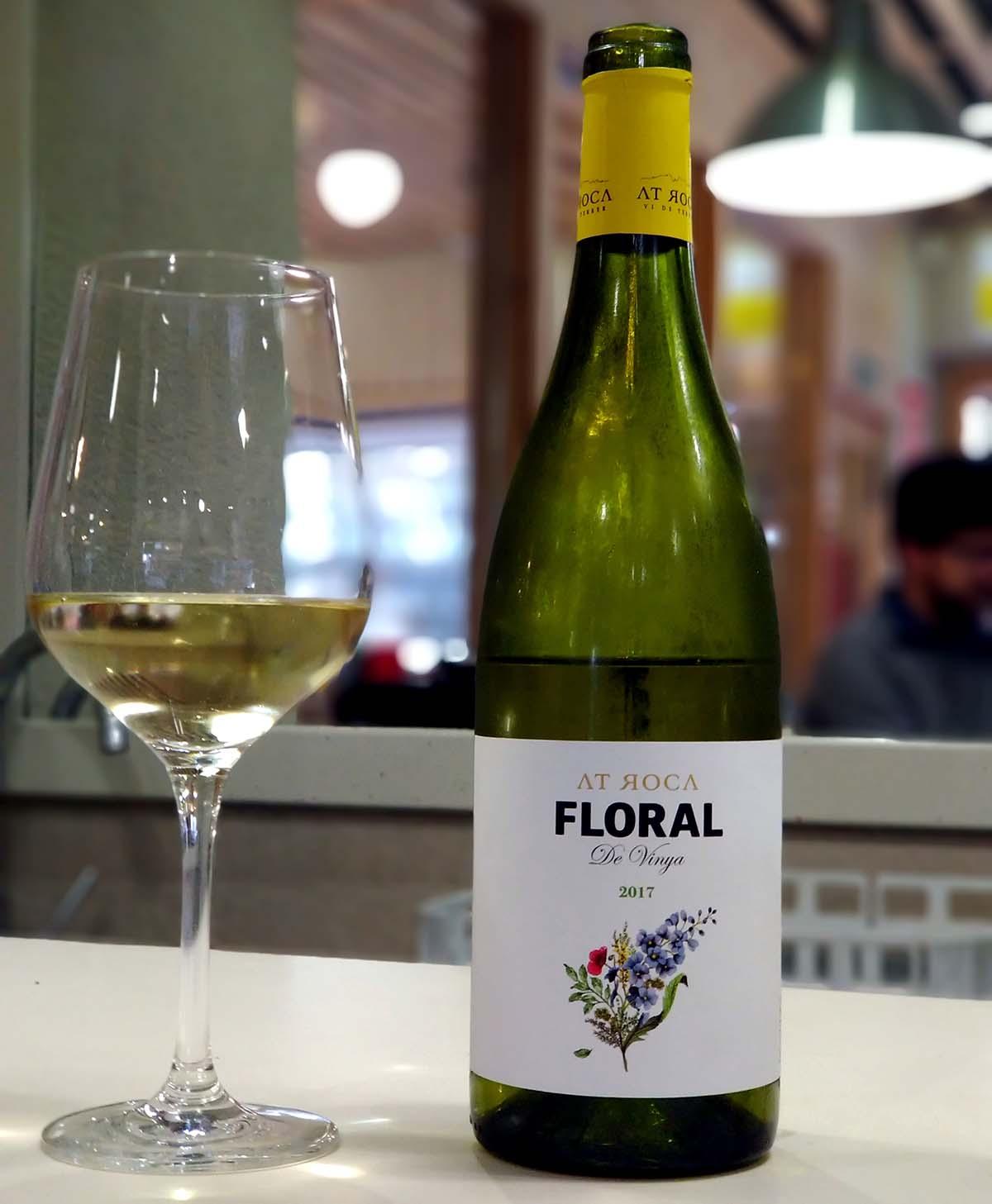 Floral de Vinya2017 AT Roca Penedès