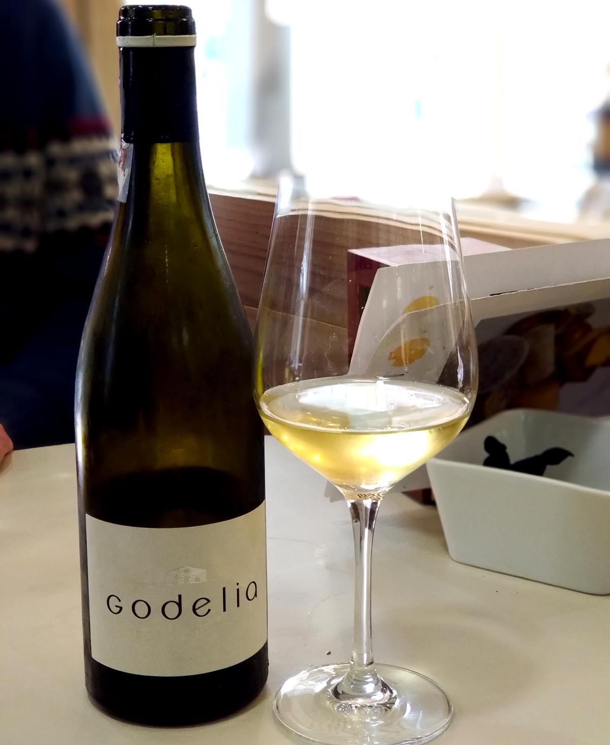 Godelia Selección Godello