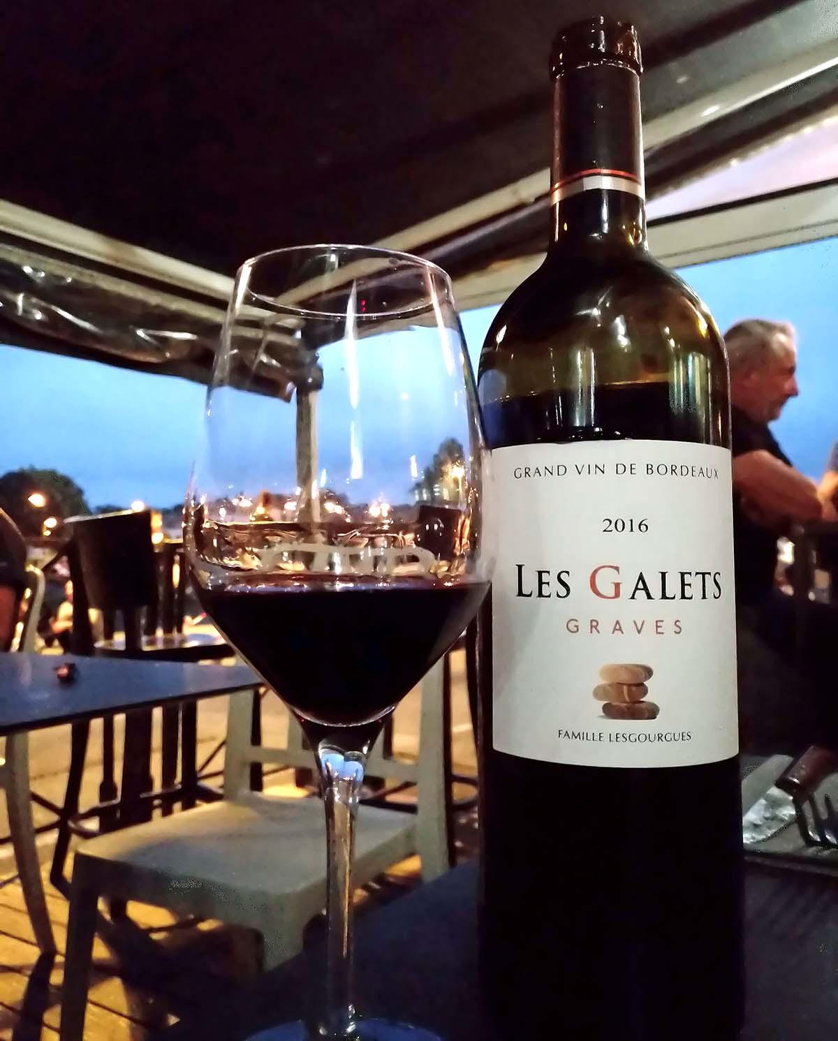 Les Galets Graves 2016 Bordeaux