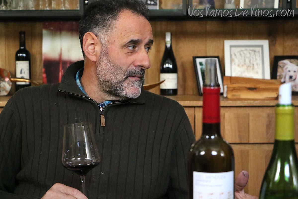 Abel Mendoza charla con Nos Vamos de Vinos.