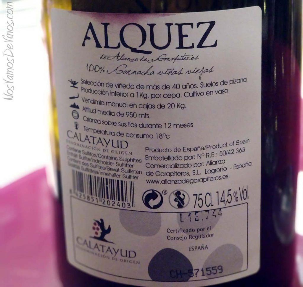 Alquez-2013-Trasera