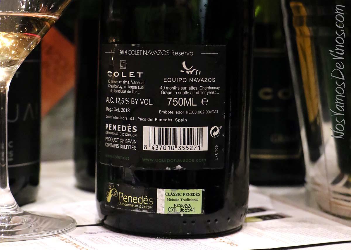Colet-Navazos-Extra-Brut-Reserva-2014-Classic-Penedes-etiqueta-trasera