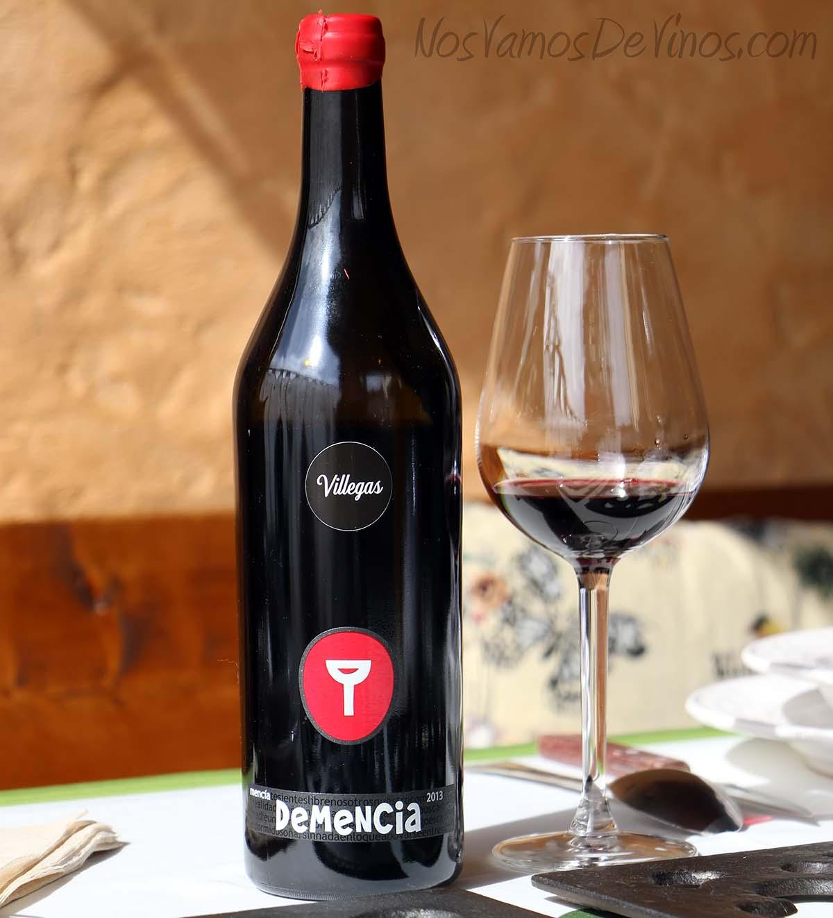 Demencia-Villegas-2013-vino