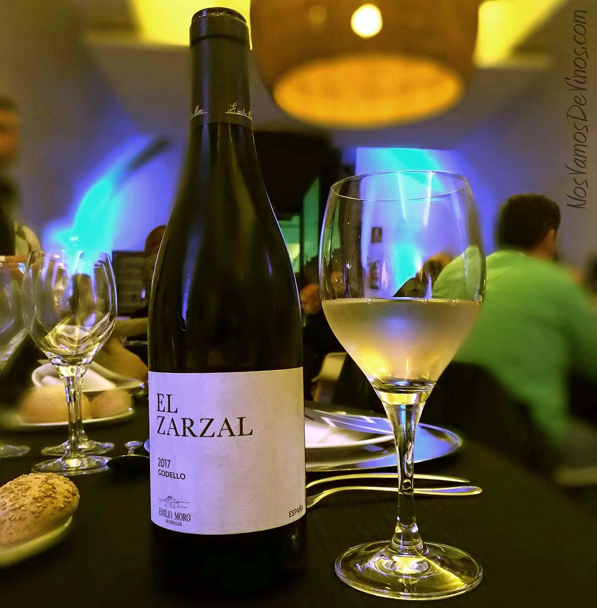 El-Zarzal-2017-Godello-Emilio-Moro-vino