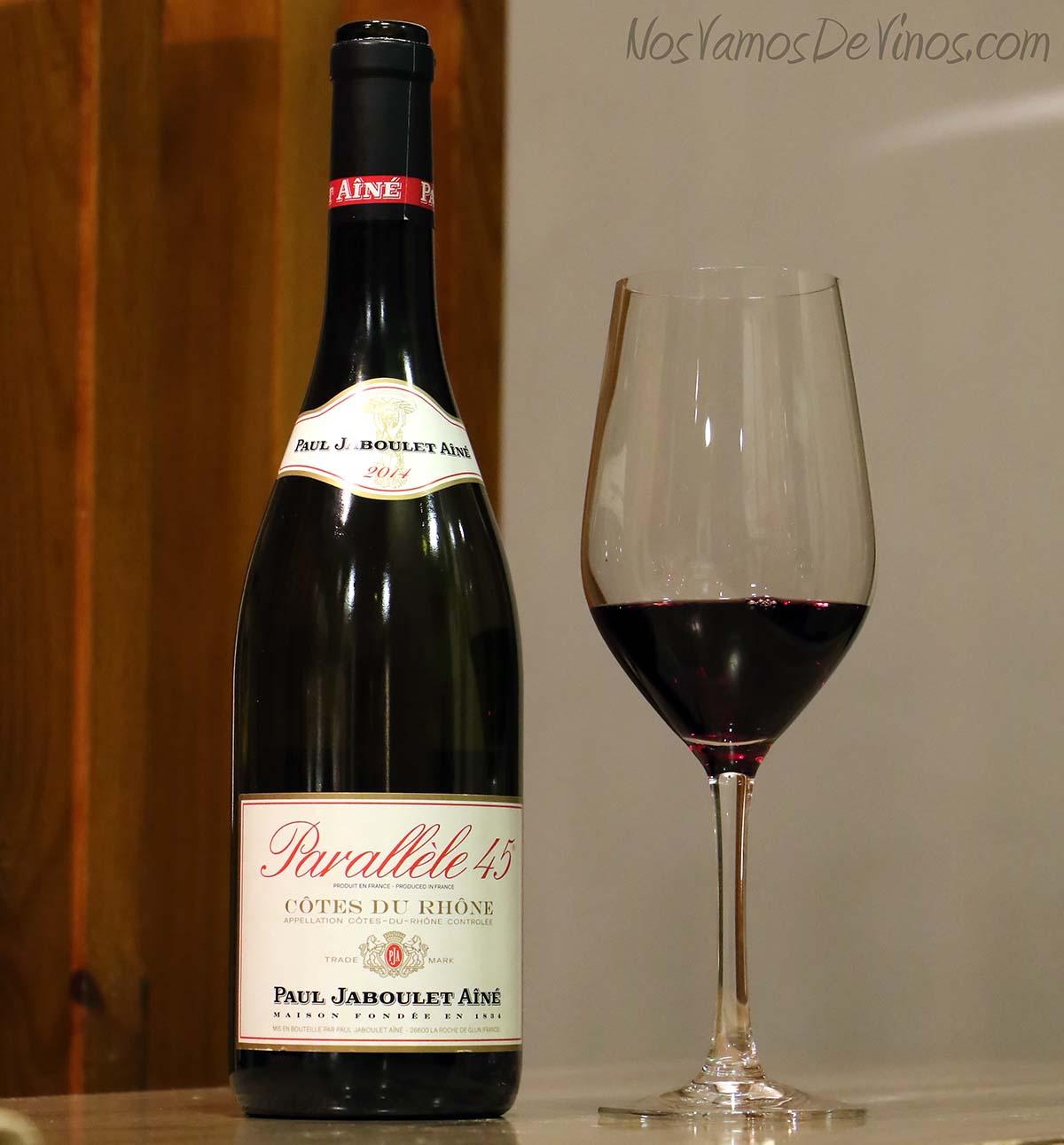 Parallele-45-2014-vino-Cotes-du-Rhone