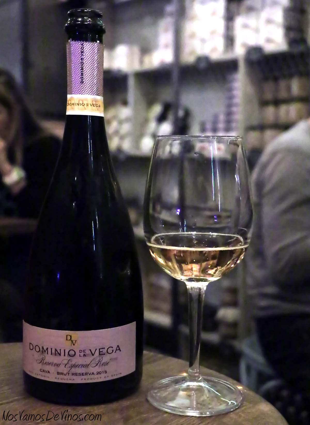 Dominio de la Vega Reserva Especial Rosé