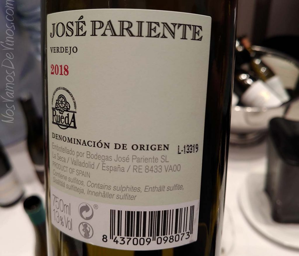 José Pariente 2018