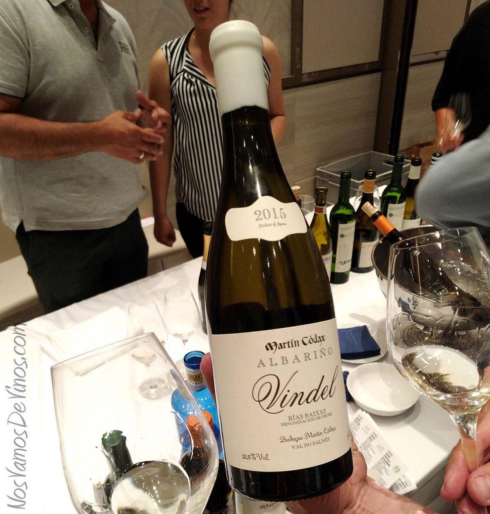 Salon Grandes Blancos España Martin Codax Vindel 2015