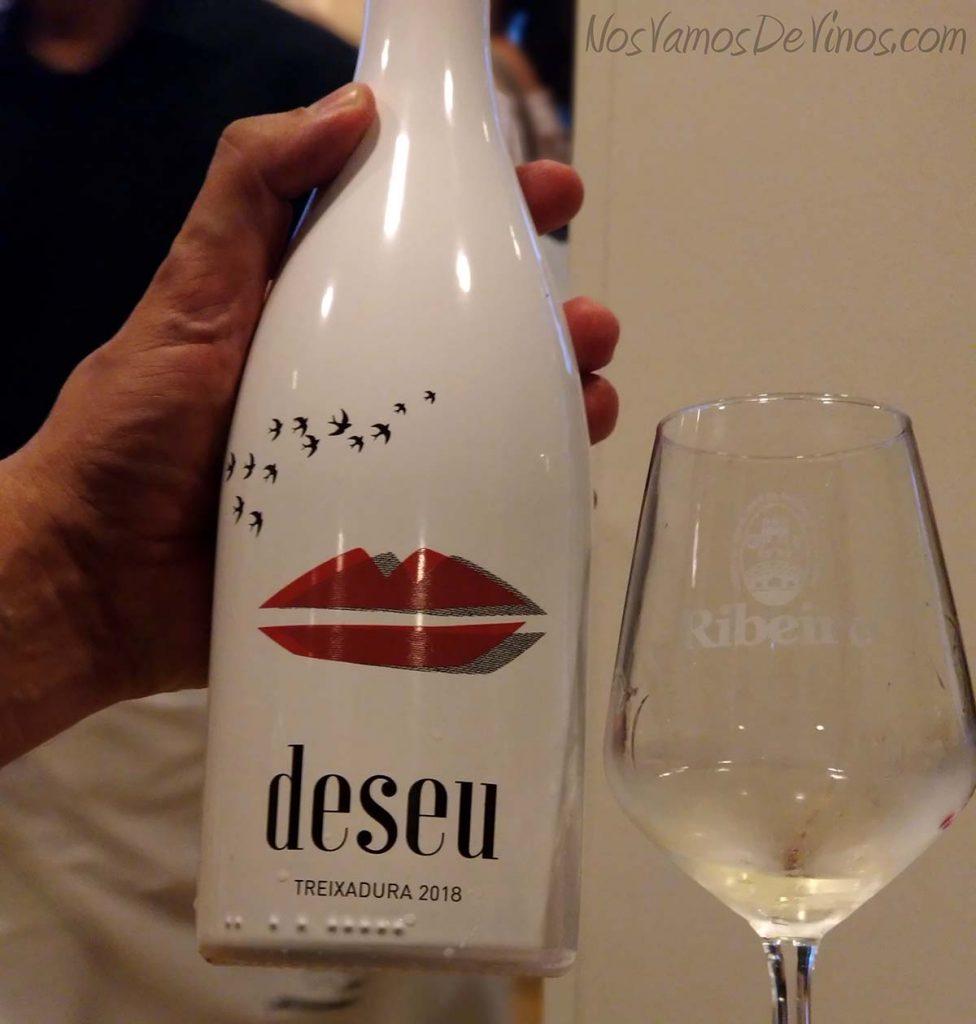 Salon vinos do ribeiro Guia Peñín Deseu