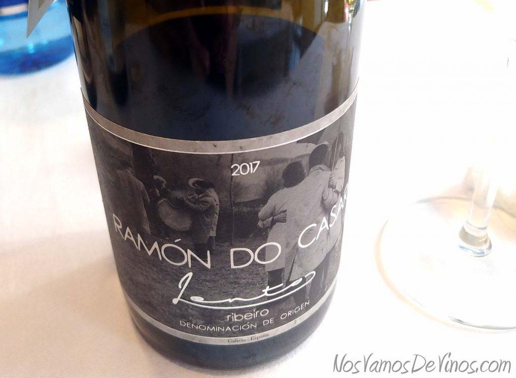 Salon vinos do ribeiro Guia Peñín Ramon do Casar