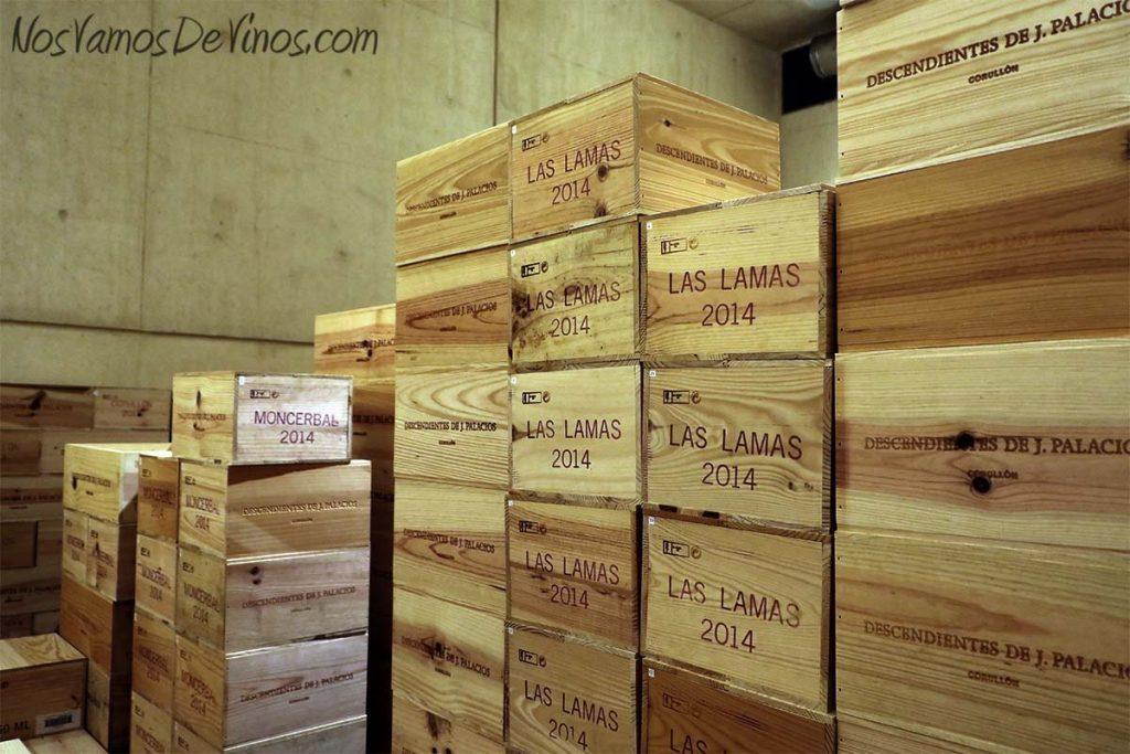 Descendientes de J. Palacios - Cajas de vinos parcelarios