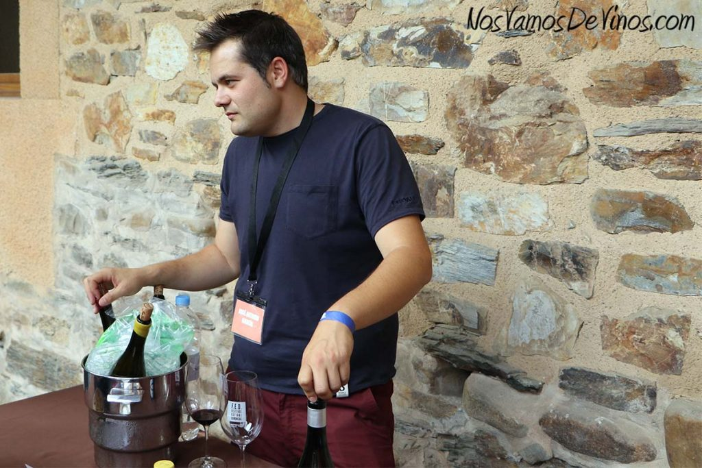 FED Festival Estival Demencial A Merced Jose Antonio García Viticultor