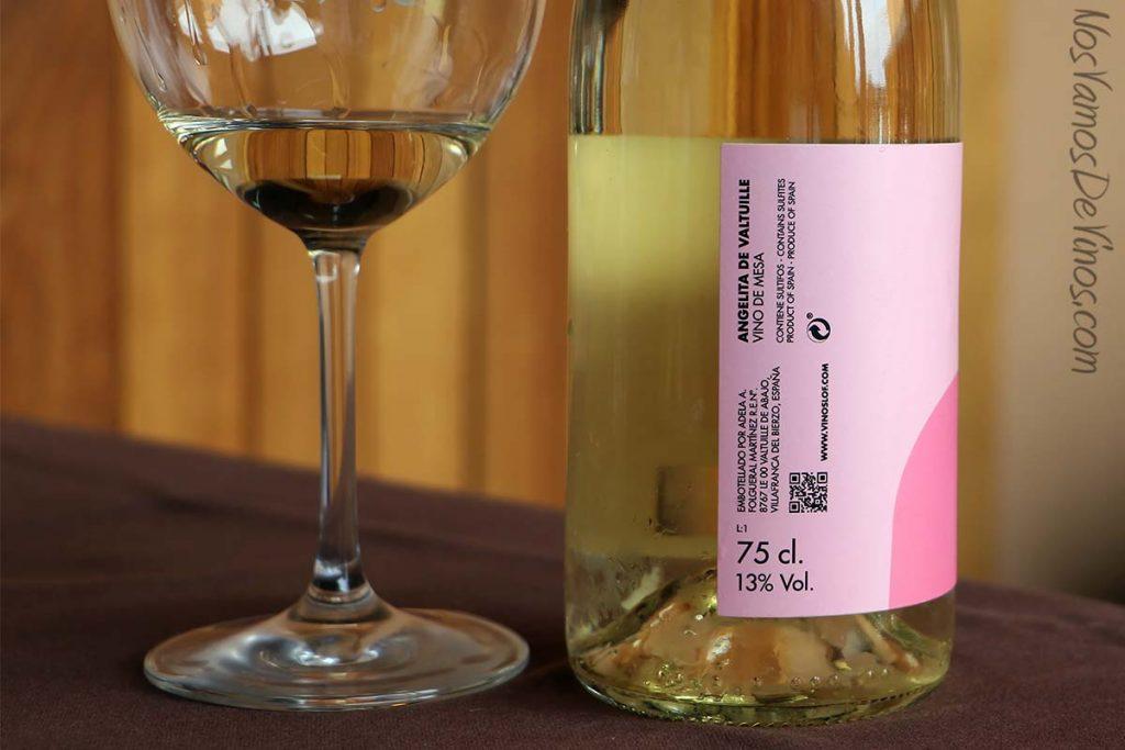 FED Festival Estival Demencial Angelita De Valtuille un vino de LOF