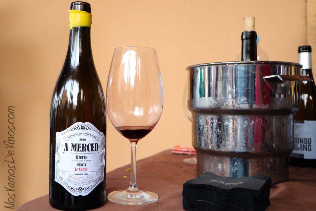 FED Festival Estival Demencial A Merced El Canto un vino de Michelini y Mufatto