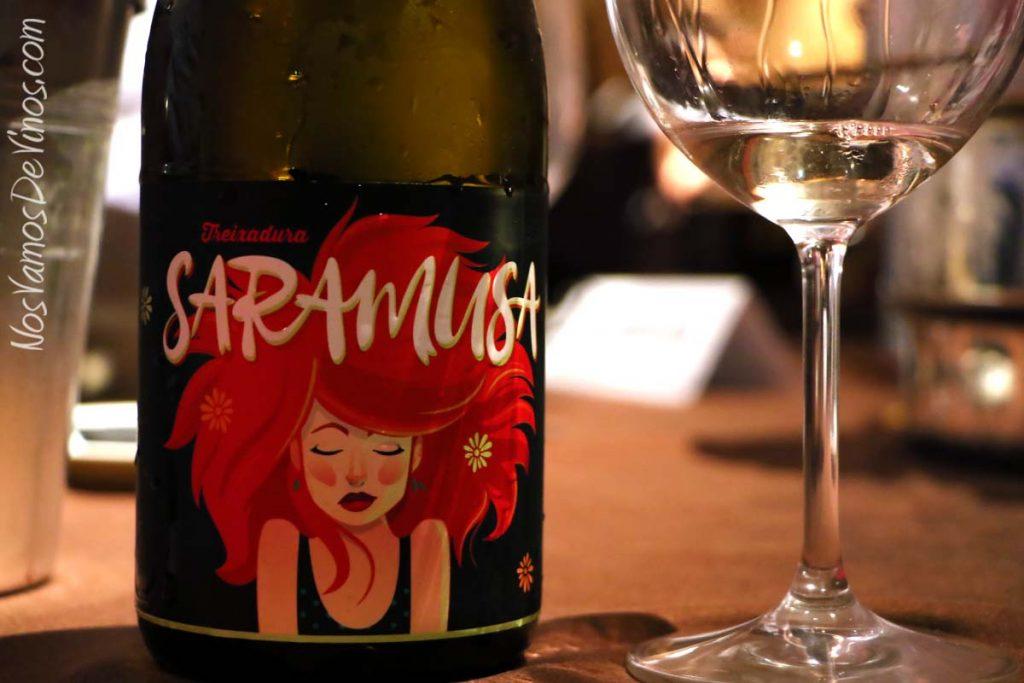 FED Festival Estival Demencial Saramusa un vino del Patito Feo