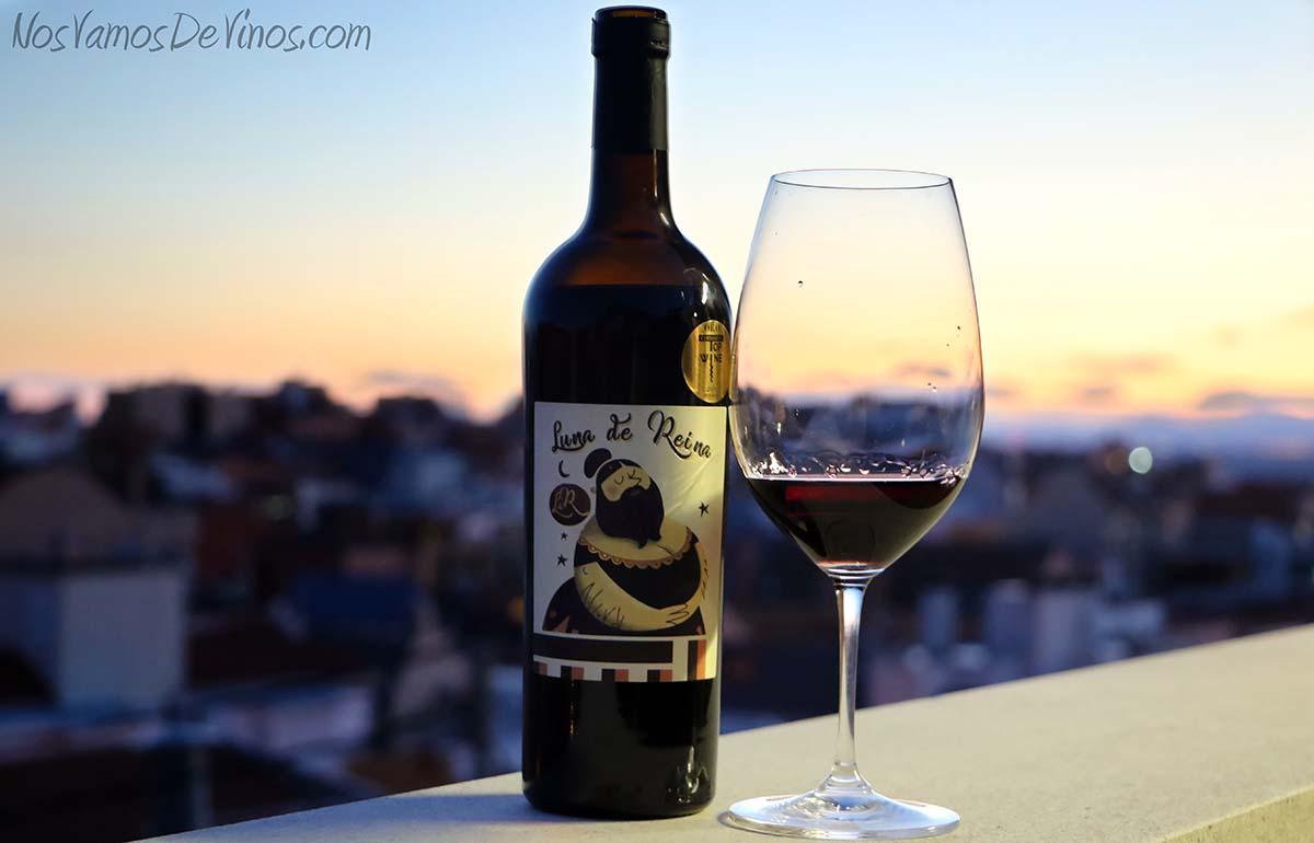 Luna de Reina un vino de Alicante