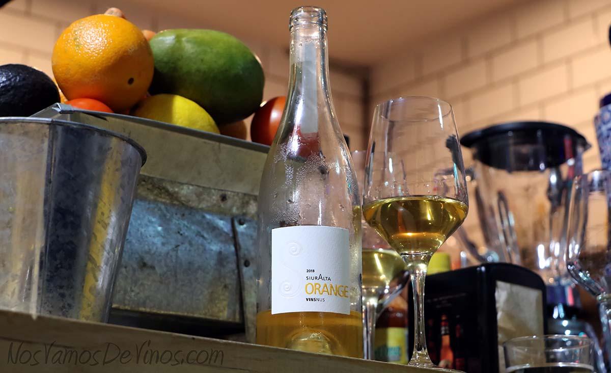 SiurAlta Orange de Vins Nus