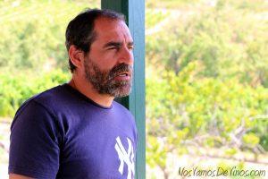 Bodegas y viñedos Luna Beberide, Alejandro Luna, enólogo y director técnico