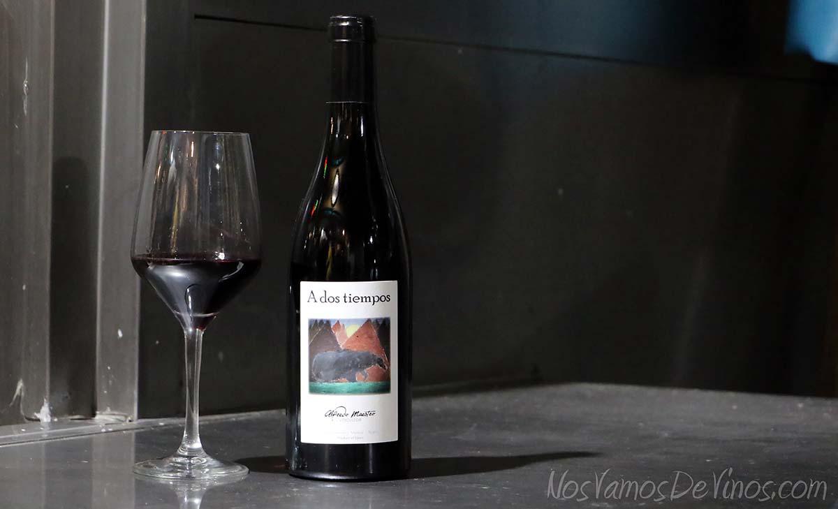 A Dos Tiempos un Vino de Alfredo Maestro