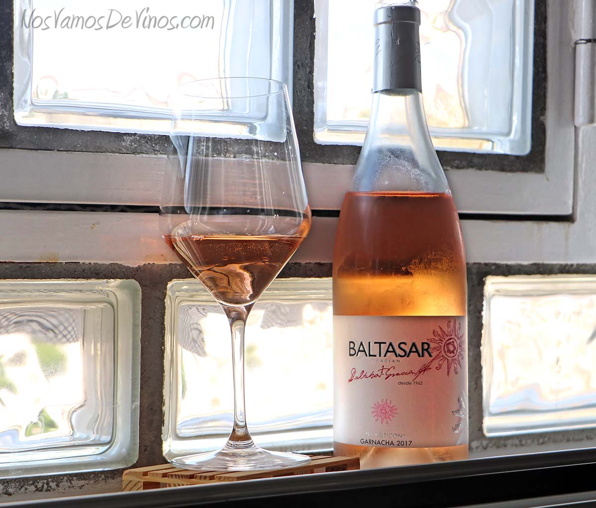 Baltasar Gracian El Criticon Garnacha 2017