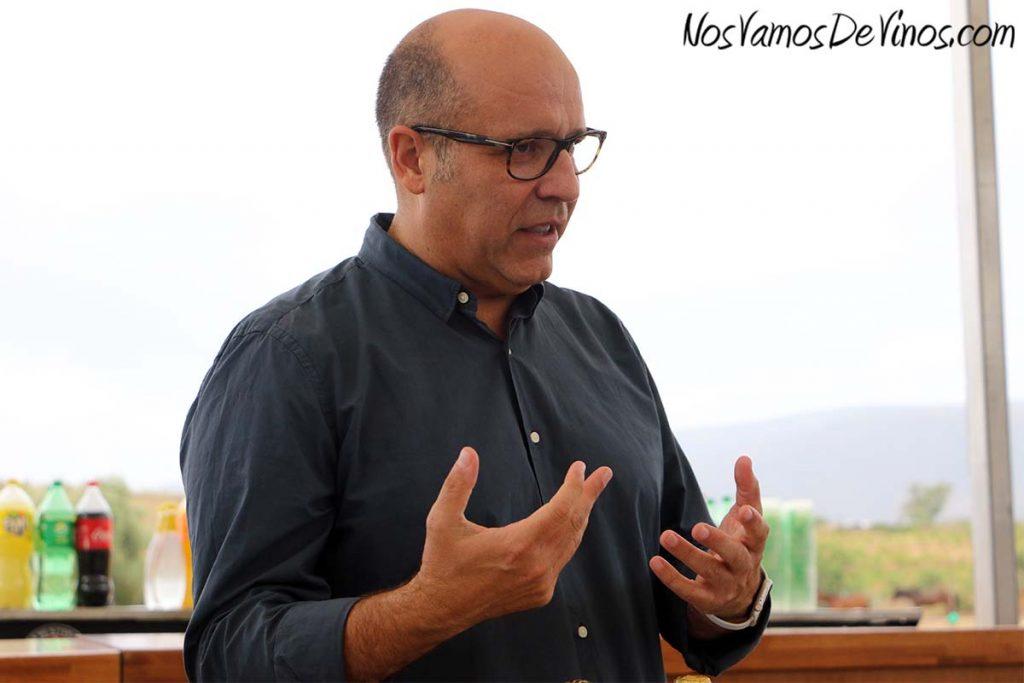 Evento Sarmiento X. Antoni Perez