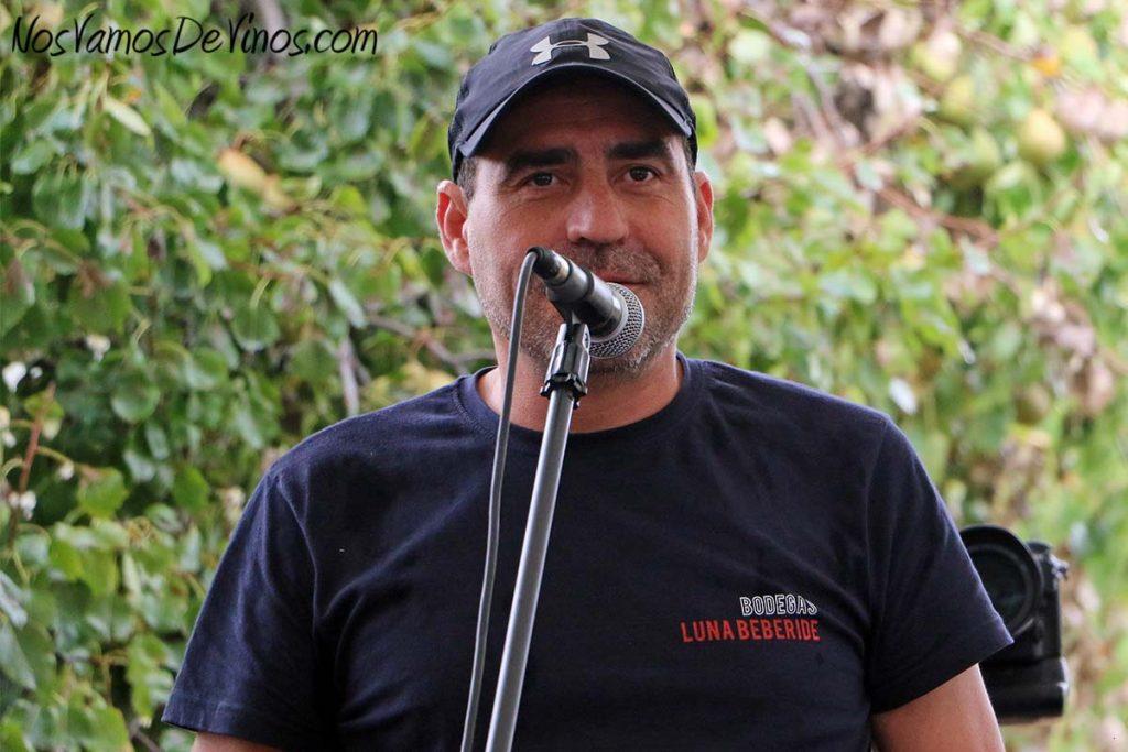 Evento Sarmiento X. Alejandro Luna