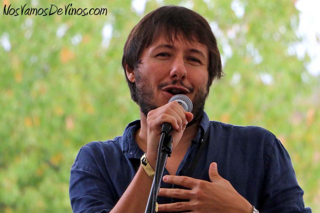 Evento Sarmiento X. Pedro Zazua