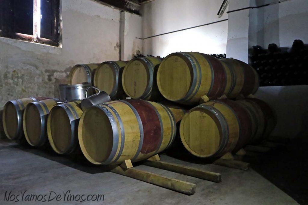 Mas Asturias Massuria barricas