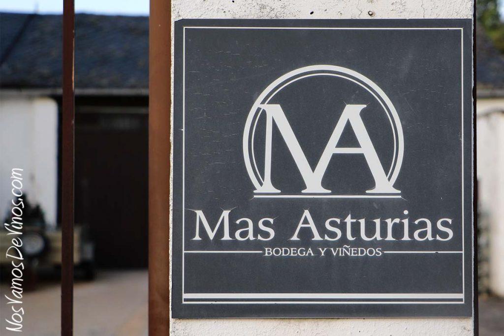 Mas Asturias Massuria cartel bodega