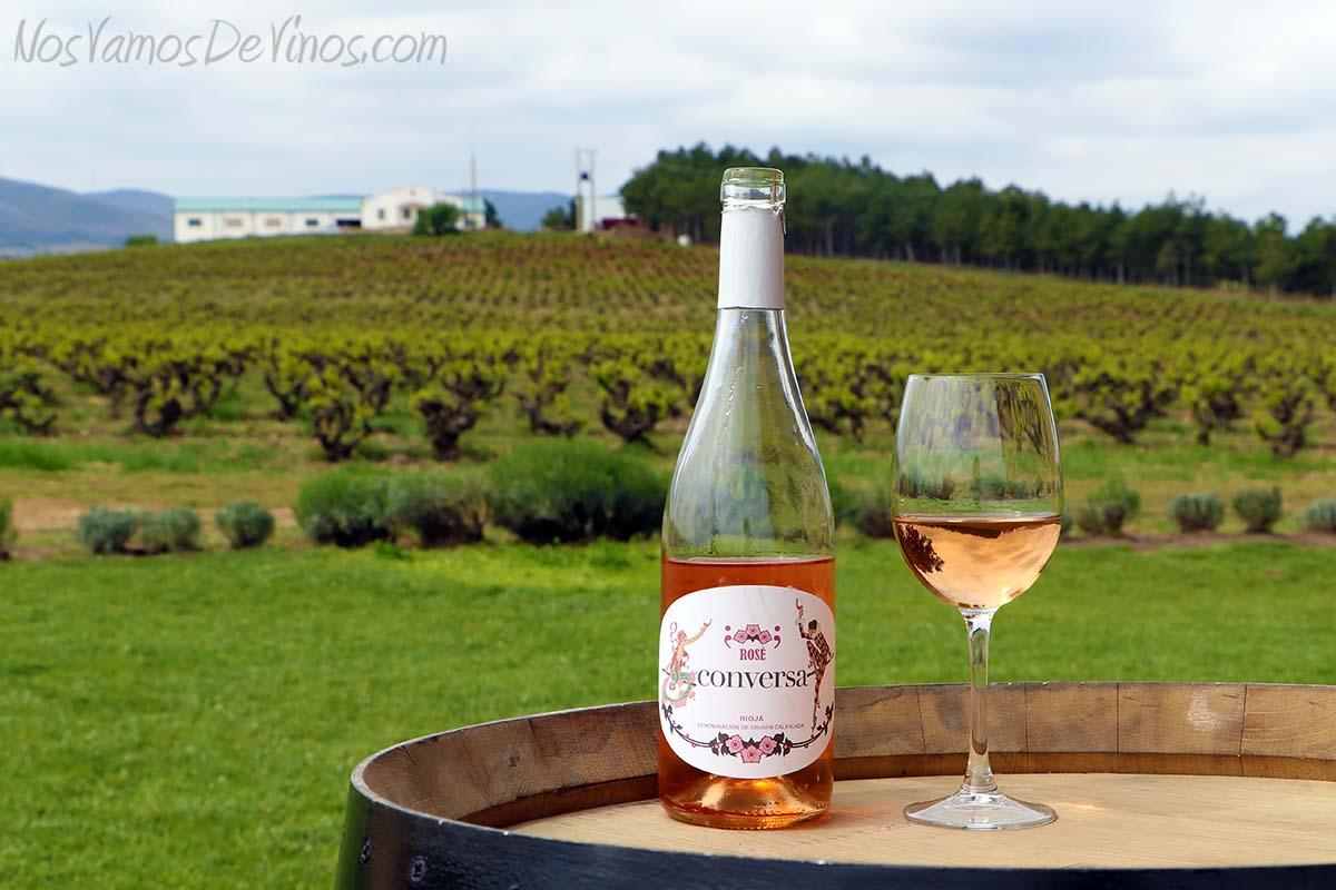 Conversa Rosé 2016 Rioja