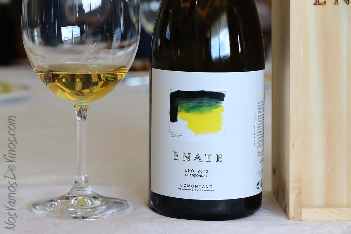 Uno 2012 Chardonnay Enate