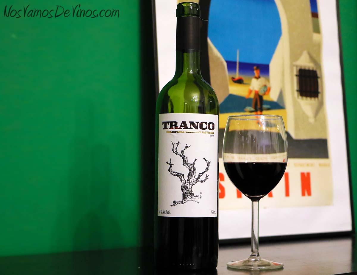 Tranco Monastrell Cabernet Sauvignon 2017 Yecla