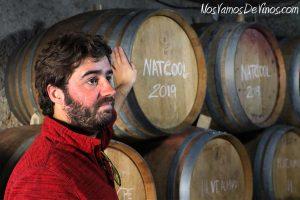Arribas Wine Company. Frederico Machado en la bodega
