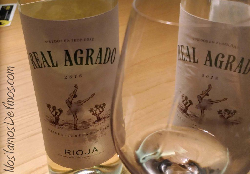 Real Agrado 2018 de Viñedos de Alfaro