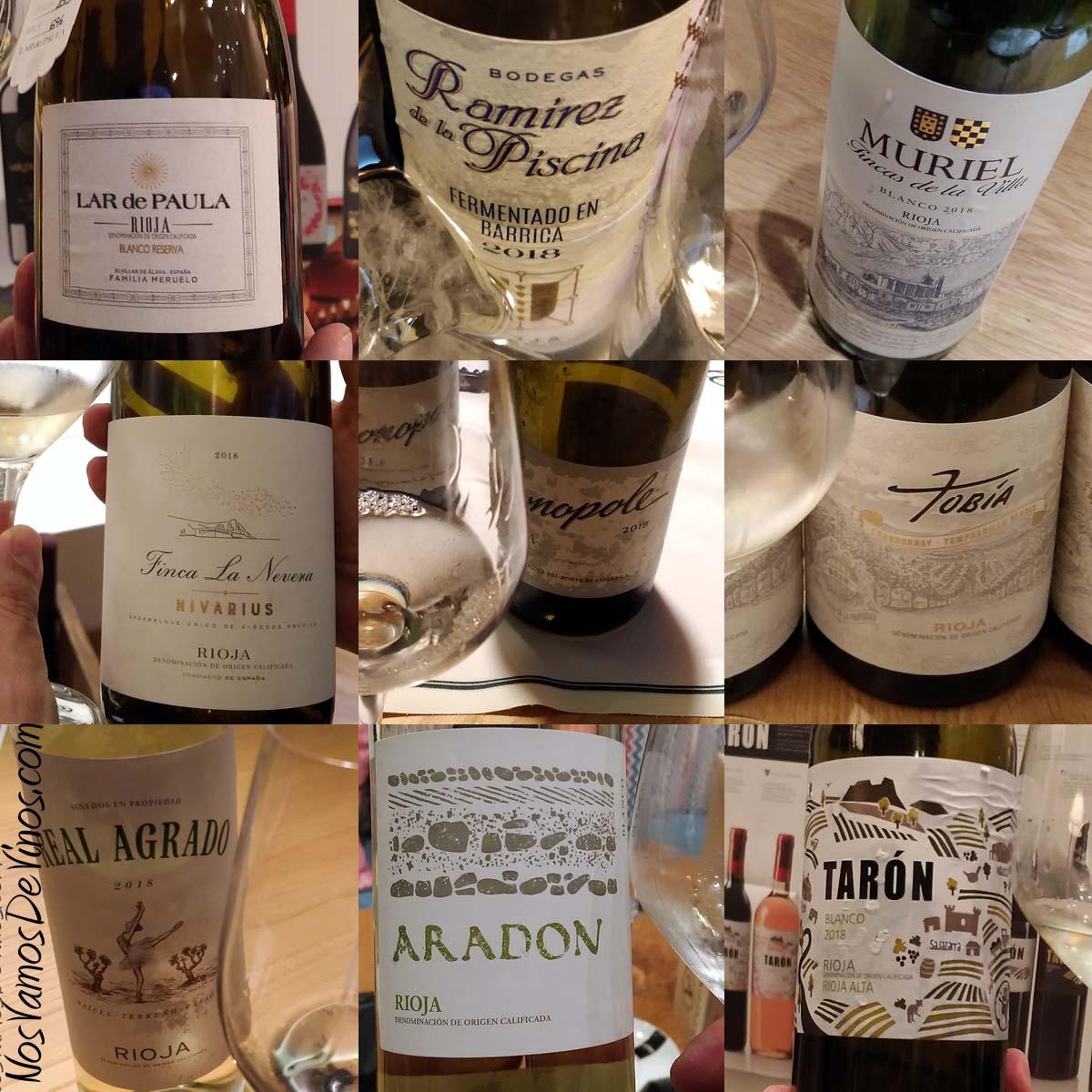 Rioja Blanco Salón Calduch Queso Selección