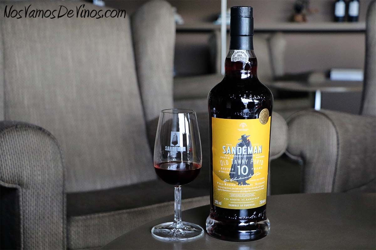 Sandeman Old Tawny Porto Rested 10 Years