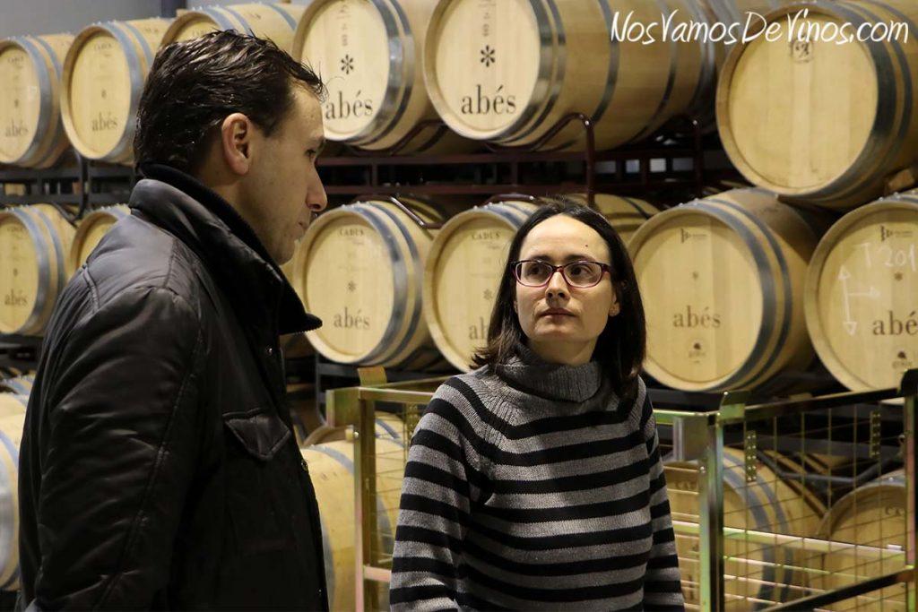 Roberik. Marta y Sergio.