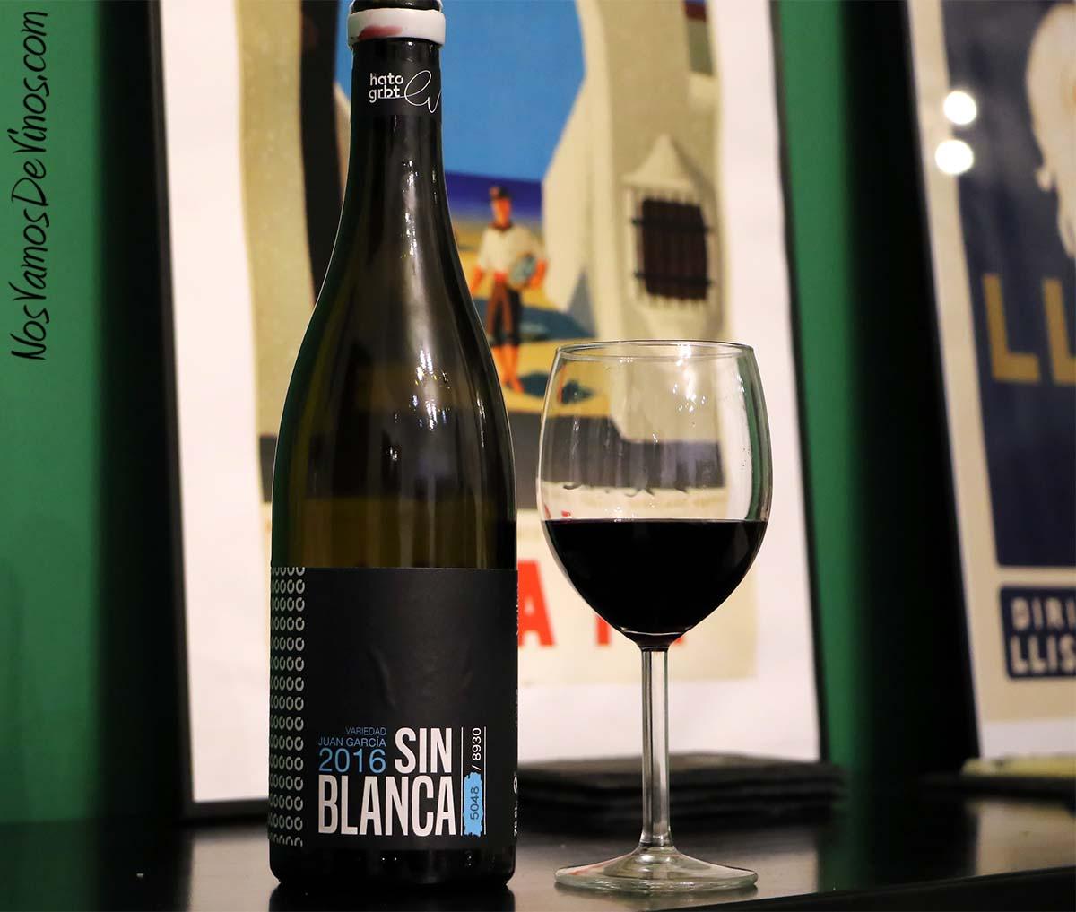 Sin Blanca 2016