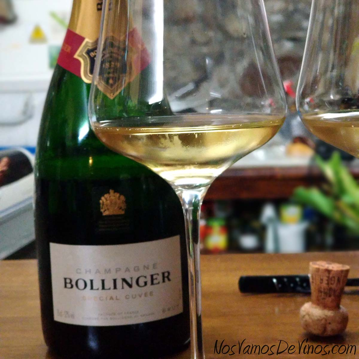 Champagne Bollinger Special Cuvée Copa