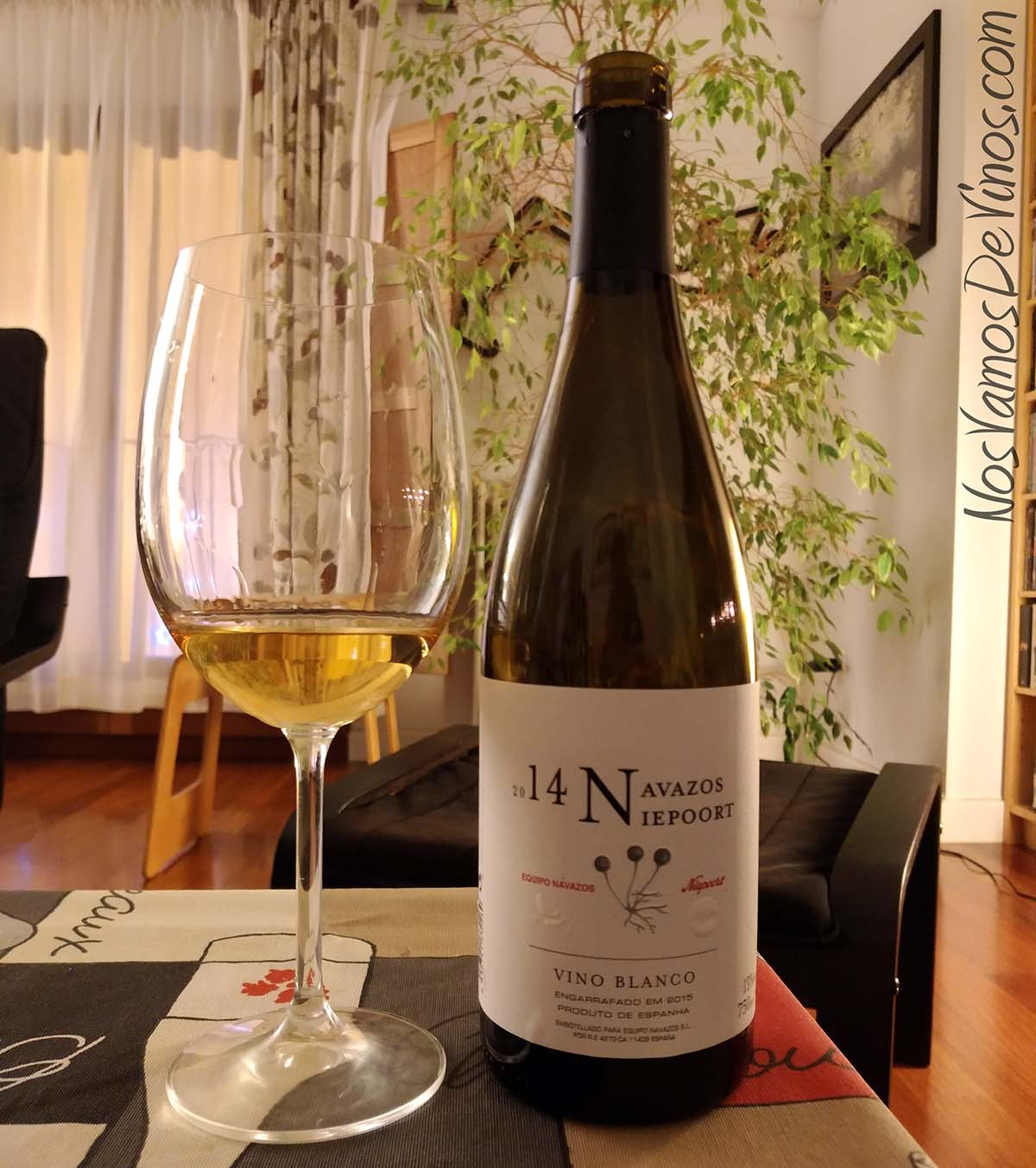 Navazos Niepoort 2014 Vino Blanco