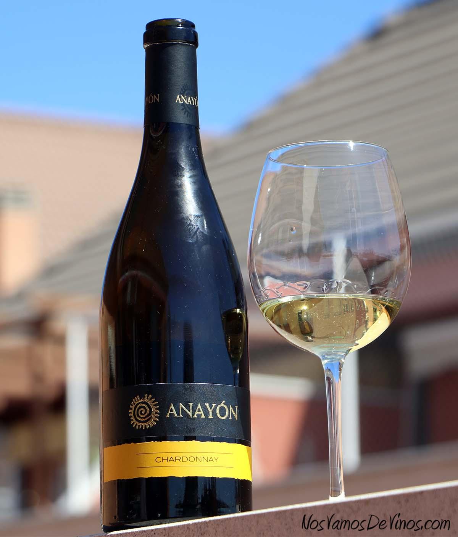 Anayón Chardonnay 2018