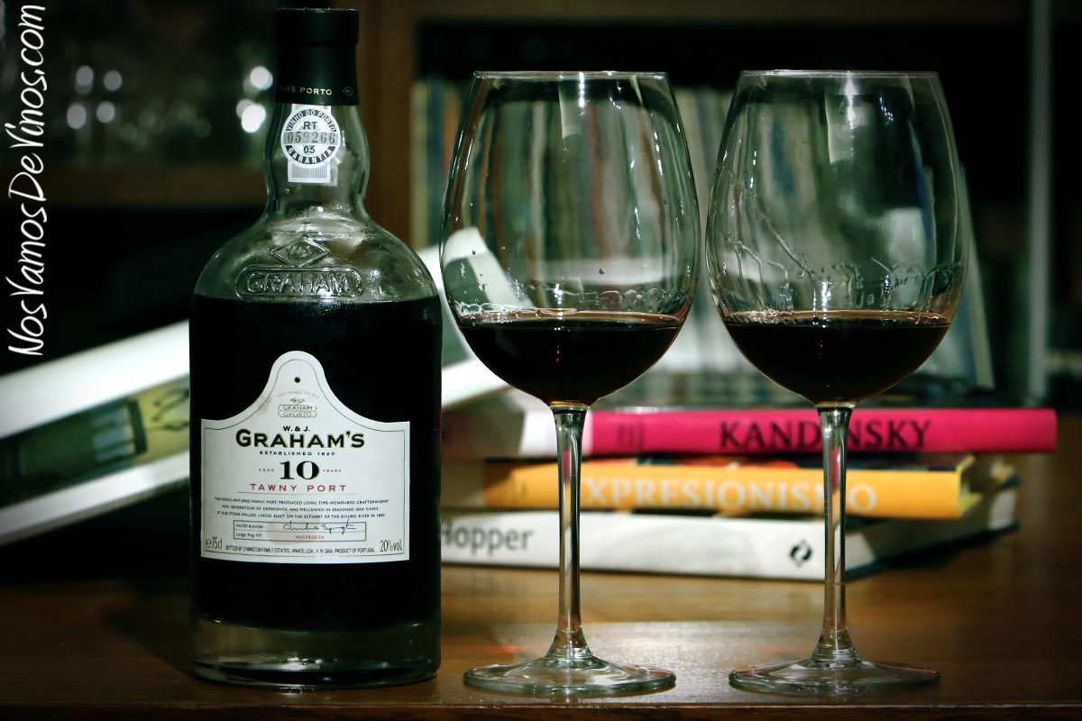Graham's Tawny Port Aged 10 Years