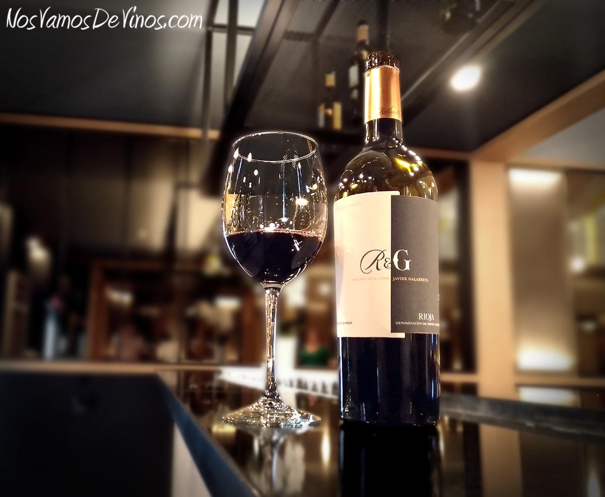 Rolland Galarreta Rioja 2014