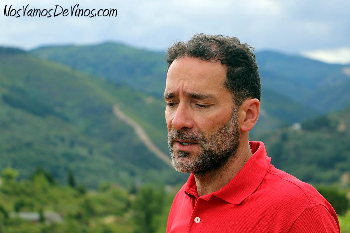 Nacho León en la Viña