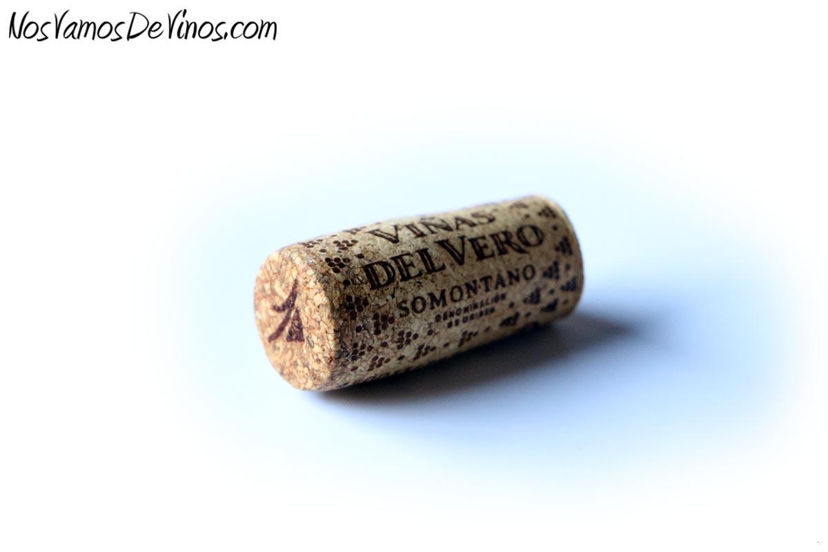 Viñas del Vero Chardonnay 2019. Corcho