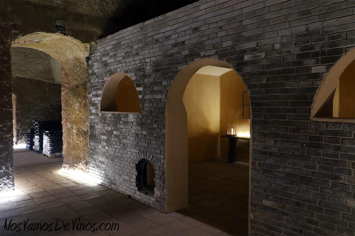 La Osa Vinos Bodega, Antiguos depositos