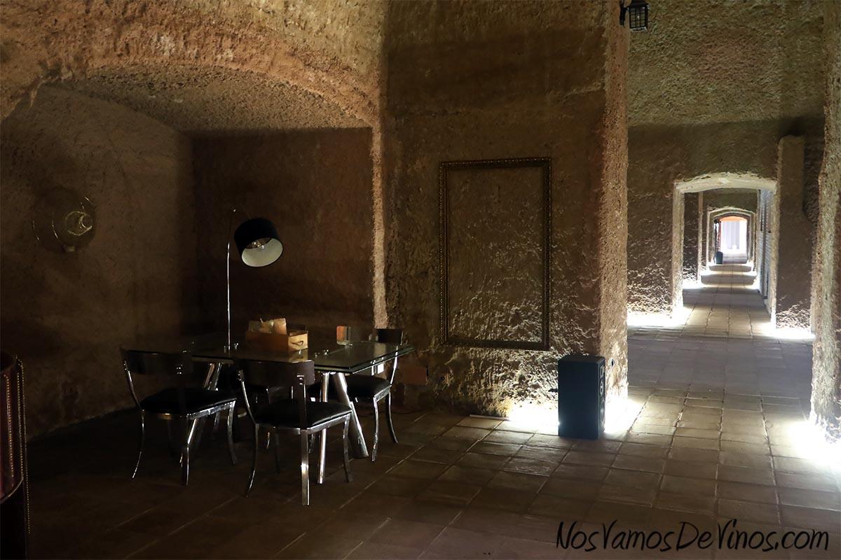 La Osa Vinos Bodega, Interior