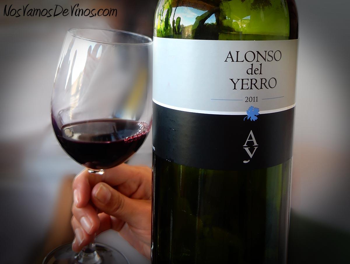 Alonso del Yerro 2011